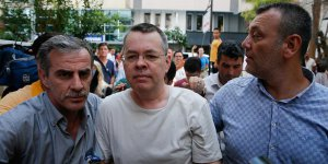 Rahip Brunson'ın 'Ev Hapsi'ne İtiraza İkinci Ret
