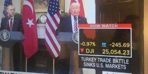 CNN: Türkiye İle Ticari Savaş ABD Borsalarını Batırdı