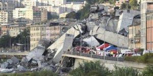 Avrupa Medyasında İtalya'da Çöken Köprü Tartışması