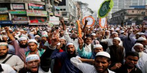 Arakan Müslümanlarından Facebook'a Tepki