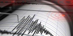 Edirne'de Deprem