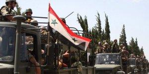 Katil Esed ve Destekçileri İdlib İçin Yığınak Yapıyor