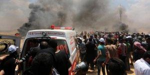 Siyonistler Gazze Sınırında 2 Filistinliyi Katletti