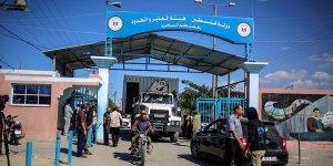İşgalci İsrail Beyt Hanun Sınır Kapısını Kapattı!