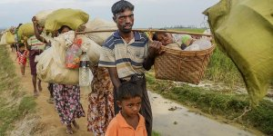 Myanmar Güçleri 24 Bini Aşkın Arakanlı Müslüman'ı Katletti!