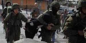 Siyonistler Batı Şeria'da 16 Filistinliyi Daha Gözaltına Aldı!