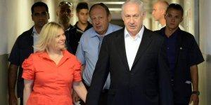 Netanyahu'nun Eşi ve Oğlu Rüşvet Almış Olabilir
