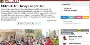 'Uzman'dan İdlib Analizi: Türkiye İdlib'i Rus İstihbaratı ile Teröristlerden Arındırmalıymış!