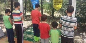 """Sivas'ta """"Baba-Oğul"""" Kampı Yapıldı"""