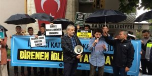 İdlib'e Dönük İşgal Girişimi Bartın'da Protesto Edildi