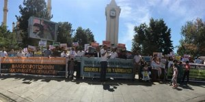 İdlib'e Dönük İşgal Girişimi Bingöl'de Protesto Edildi