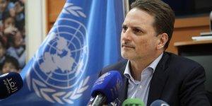 """UNRWA'nın Bütçe Açığı """"200 Milyon Dolar"""""""
