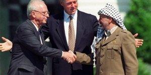 """Hamas'tan Abbas Yönetimine: """"Oslo Anlaşması'ndan Kurtul"""""""