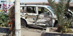 Irak'ta Polis Otobüsüne Saldırı: 2 Ölü, 15 Yaralı