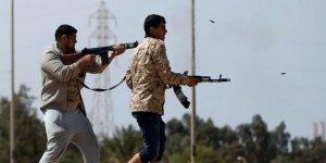 Libya'da Çatışmalar Yeniden Başladı