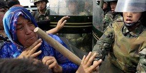 Çin Zulmü Dayanılmaz Boyutlarda