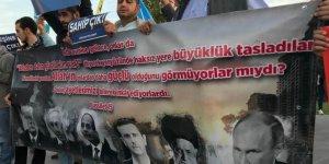 Sivas Özgür-Der Şubesi'nden Doğu Türkistan Eylemi