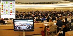 BM İnsan Hakları Konseyi Yemen Tasarısını Kabul Etti