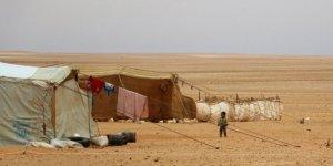 Suriye'de Çölün Ortasında Bir 'Ölüm Kampı': Rukban
