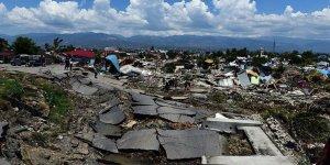 Endonezya'ya İlk Yardım Ekibini Türkiye Gönderdi