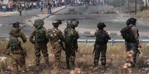İşgalci İsrail Güçleri 30 Filistinliyi Yaraladı