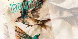 Temmuz Dergisi'nin Ekim Sayısı Çıktı