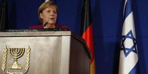 Almanya Başbakanı Merkel: İran Güçleri Suriye'den Çekilmeli