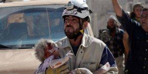 """Rusya'ya Göre Beyaz Baretliler """"Tehdit"""" ve Suriye'den Çıkartılmalı!"""