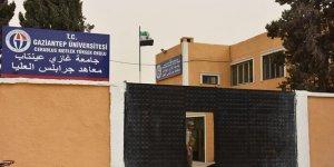 Türkiye Cerablus'ta Meslek Yüksek Okulu Açtı
