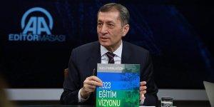 Milli Eğitim Bakanı Selçuk Eğitim Hedeflerini Anlattı