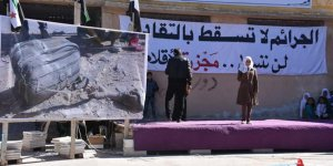 İdlib'de 'Kalemler Katliamı'nın 2. Yılı