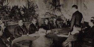 Osmanlı'nın İdam Fermanı Mondros Mütarekesi 100. Yılında