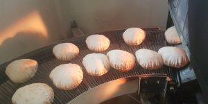 Suriye'de Kardeşlerimize Ekmek Üreten Fırınlardaki Un Stokları Tükenme Aşamasında