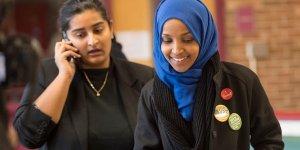 İki Müslüman Kadın ABD Temsilciler Meclisinde