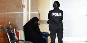 10 Kasım'da Tutuklanan Emine Şahin Serbest Bırakıldı