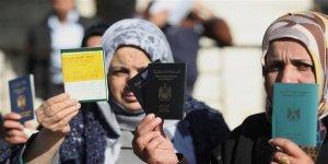 Siyonist İsrail'den Filistinli Araplara Kimlik İşkencesi
