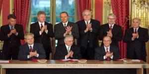 Bosna Hersek'e Barış ve Karmaşıklığı Getiren Anlaşma: Dayton
