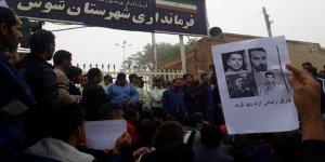 İran'da İşçi Ayaklanması Büyüyor