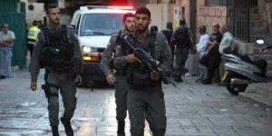 İşgal Güçleri Kudüs'te Gösteriye Müdahale Etti