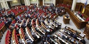 Ukrayna'da Sıkıyönetim İlan Edildi