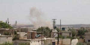 Esed Rejiminden İdlib ve Lazkiye'deki Sivil Yerleşimlere Saldırı