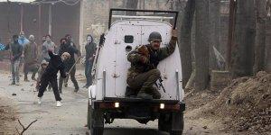 Cammu Keşmir'deki Çatışmalarda 413 Kişi Öldü