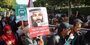 Suudi Veliaht Prensin Zor Geçen Tunus Ziyareti