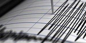 Ankara'da 3.3 Şiddetinde Deprem