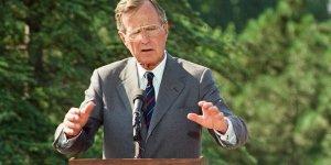 Eski ABD Başkanı George H.W. Bush Öldü