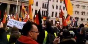 Fransa'daki Eylemler Almanya'ya Sıçradı