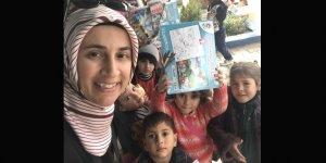 İstanbul Ensarları'ndan Suriye'deki Yetim Anaokuluna Yardım