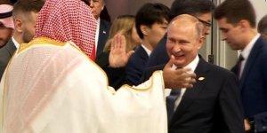 Prens Selman'a 'Çak' Yapan Putin Kime Ne Mesaj Verdi?