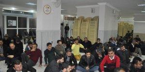 Diyarbakır'da Kaynaşma ve Dayanışma Gecesi Yapıldı