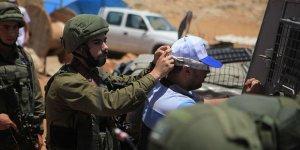 İşgal Güçleri 14 Filistinliyi Gözaltına Aldı